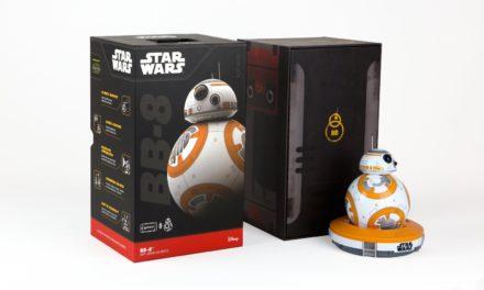 robot BB-8 de Star Wars