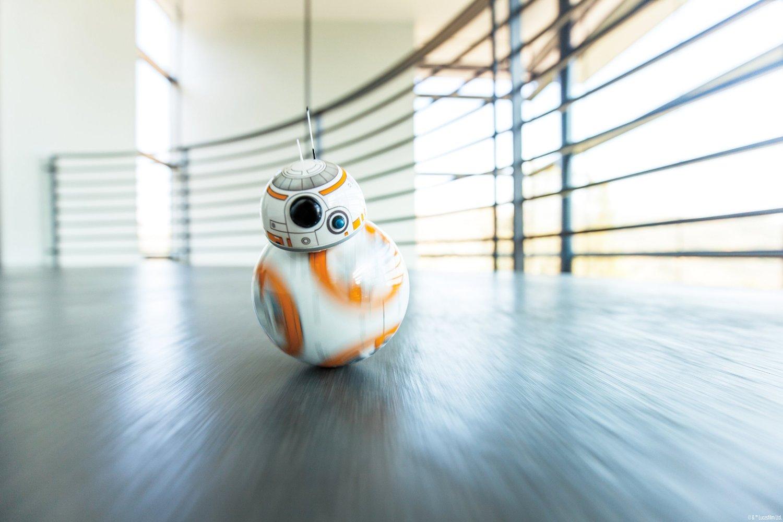 robot bb-8 Star Wars 6