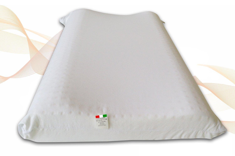 almohadas viscoelásticas etiqueta