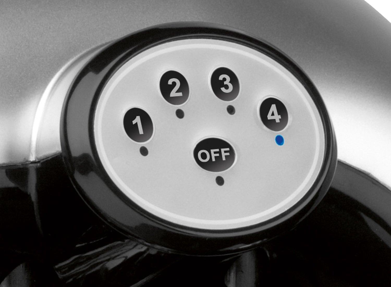 Amasadora Bomann botones