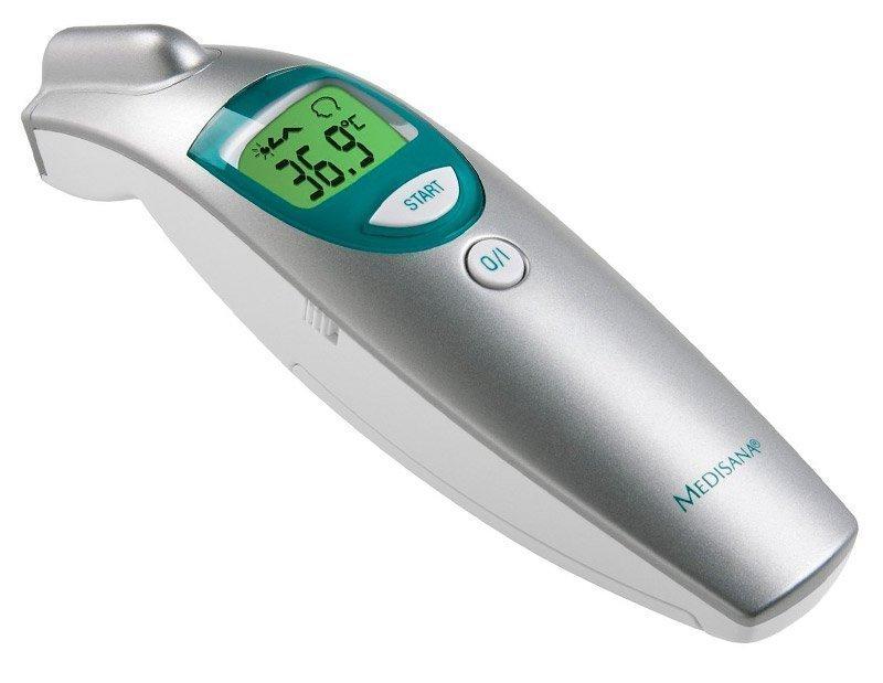 Termómetro por infrarrojos