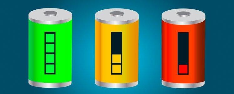 batería de un Sistema de Alimentación Ininterrumpida
