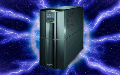 Sistema de Alimentación Ininterrumpida para el ordenador – SAI – UPS
