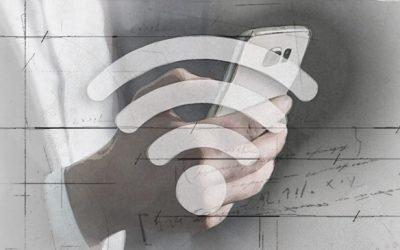 Repetidor wifi para ampliar la red inalámbrica