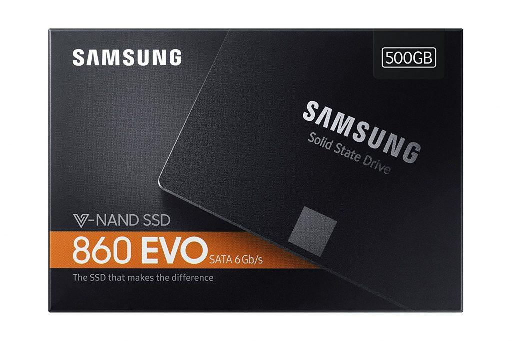 disco ssd samsung 860 EVO