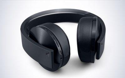 Auriculares Inalámbricos Platinum (PS4)