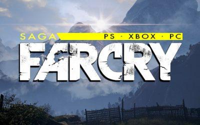 Saga FARCRY para PS, XBOX y PC