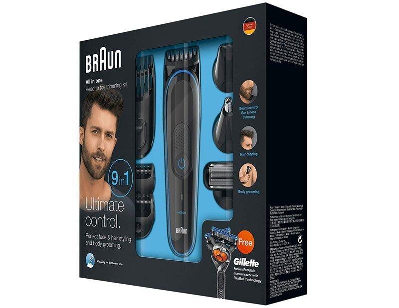 Maquina para cortar el pelo BRAUN