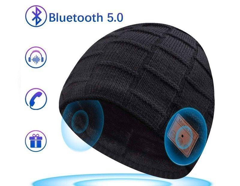 Gorro con Bluetooth