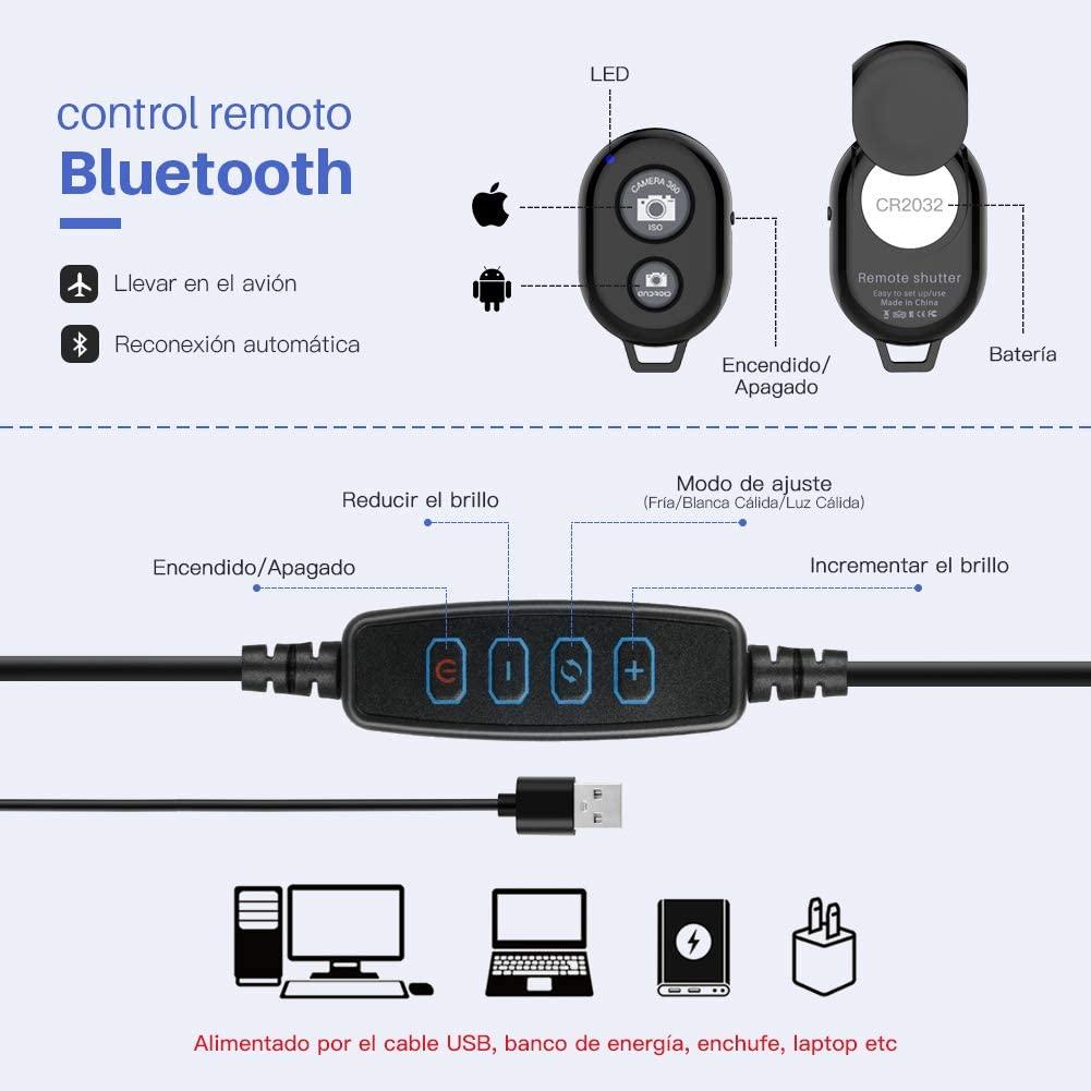 mando a distancia bluetooth
