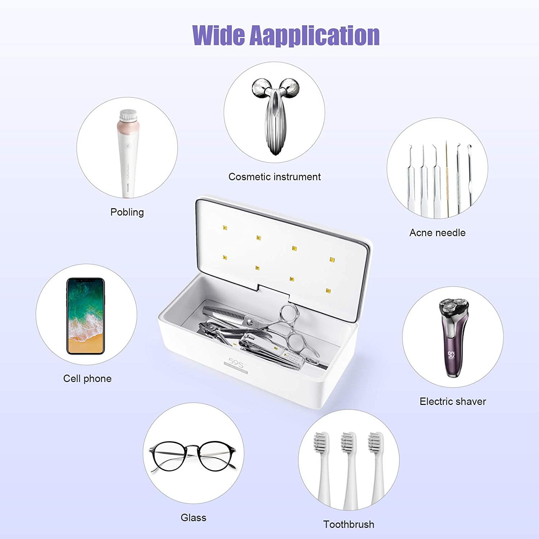 productos que se pueden limpiar con SUNUV 59s