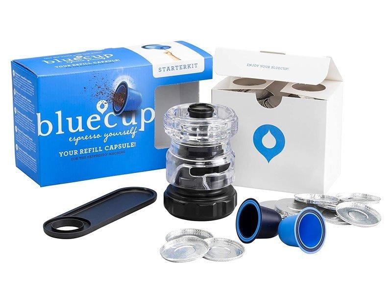 Cápsulas reutilizables compatibles con Nespresso
