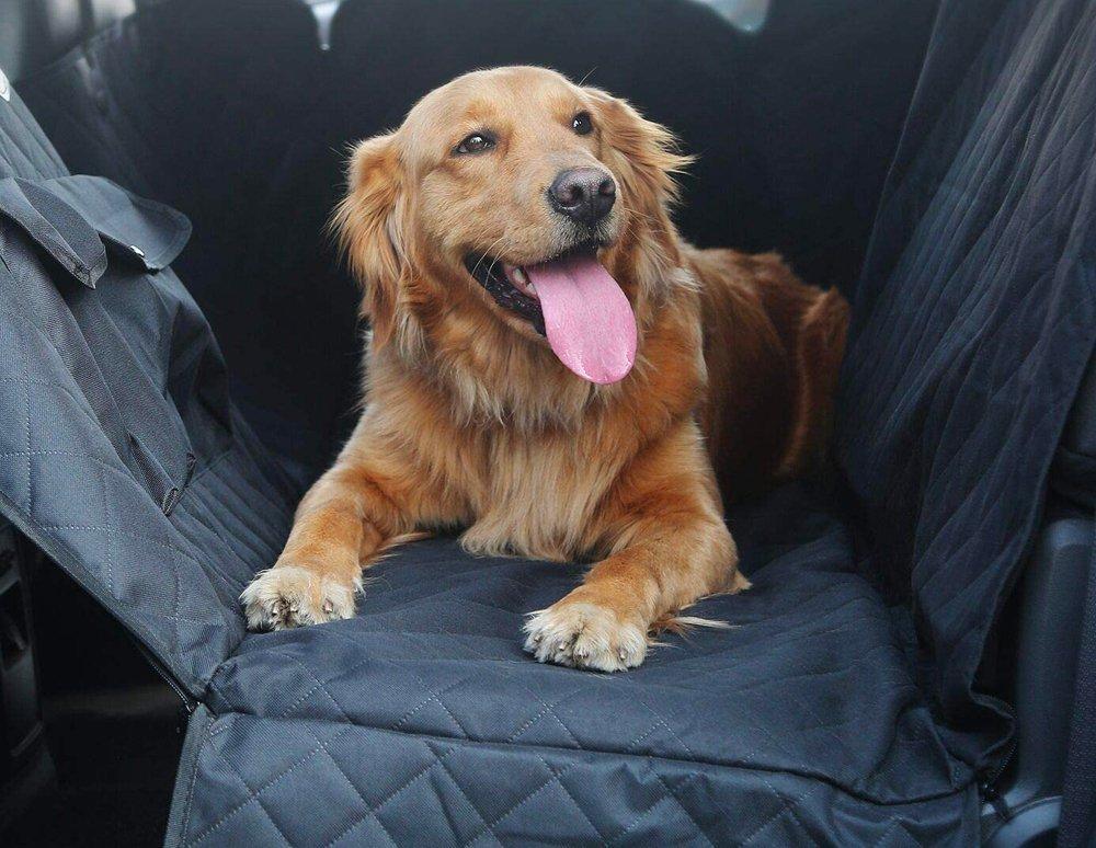 Funda protectora de asientos de coche para mascotas