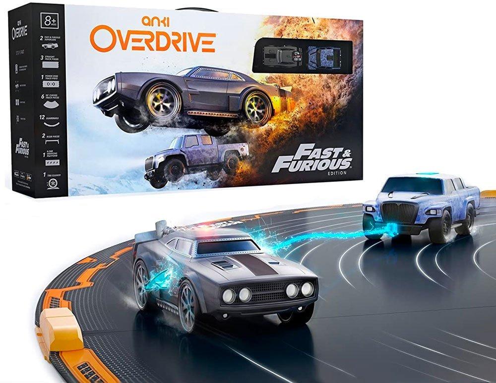 Circuito de carreras Anki-Overdrive edición Fast and Furious