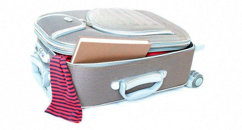 maleta de cabina o de mano